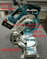 Makita Circular Saw/Jigsaw/Reciprocating Saw to Milwaukee 18V Battery Adapter