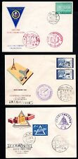 CHINA 1959-60's COLLECTION OF 10 FDC's ALL WITH CACHETS