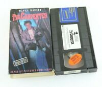 The Carpenter Wings Hauser VHS Horror Unrated Republic Pictures Home Video