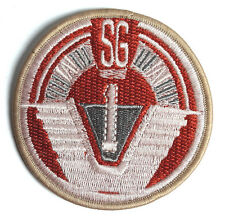 "Stargate Sg-1 Desert Camo Logo 3"" Uniform Patch- Free S&H (Sgpa-04-Dc)"
