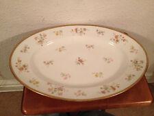 Antique Bawo & Dotter Guerin Pouyat Elite Limoges Porcelain Large Turkey Platter