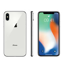 New Apple iPhone X 64GB Unlocked, Silver - Free Next Day UK  Delivery