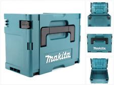Makita MAKPAC 3 Kunststoffkoffer - ohne Einlage