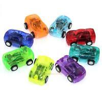 5pcs Kids Children Nursery Pull Back Model Mini Car Vehicle Educational Toy Gift