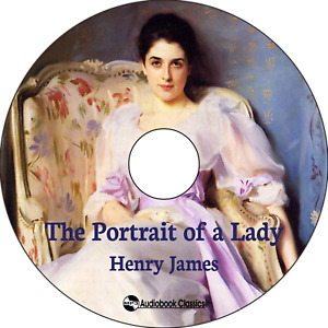 The Portrait of a Lady - MP3 CD in safety sleeve