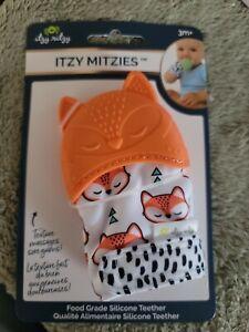 Orangenwald 3-12 Monate Baby teething mitten