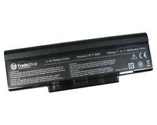 Bateria reemplaza squ524 916-c-5080f a32z96 a32z96s p/n: 2c201s0001 6600mah