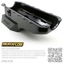 AEROFLOW 6.5L HIGH VOLUME SUMP V8 INJECTED 304 [HOLDEN VN-VP-VR-VS-VT COMMODORE]