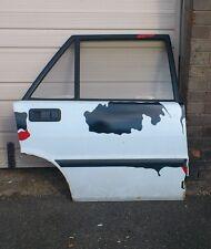Lancia delta hf turbo/integrale rear right door