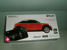 NEU BeeWi Bluetooth Car Mini Cooper S Coupe rot für Apple iPhone,iPad,iPod