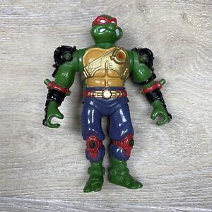 1995 Teenage Mutant Ninja Turtles - Metal Mutants - Raphael - loose figure