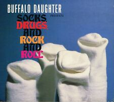 CD album: Buffalo Daughter: socks drugs and rock and roll. grand royal. D3
