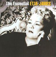 ETTA JAMES The Essential 2CD Best Of BRAND NEW