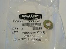 NOS POLARIS 7558402 BRAKE / SWINGARM STEEL WASHER STARLITE SCRAMBLER BIG BOSS