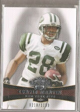 Topps Curtis Martin New York Jets Original Football Cards