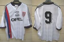 Maillot BAYERN MUNICH München trikot vintage shirt Finale UEFA 96 Klinsmann XXL