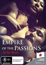 Drama Passion Romance DVDs & Blu-ray Discs