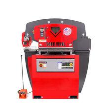 Brand New Edwards 110 Ton Elite Iron Worker + 12 Round Punch & Die Sets