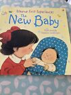 The New Baby Usborne First Experiences