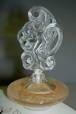 "LALIQUE Miniature Perfume Bottle (full) 2005 Limited Edition ""Songe"" Mini"