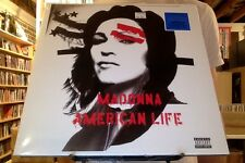 Madonna American Life 2xLP sealed 180 gm vinyl RE reissue 2016 gatefold