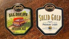 Founders Brewing All Day IPA & Solid Gold Premium Lager Craft Beer Sticker Decal