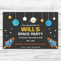 10 *PERSONALISED* party TEEPEE tepee SLEEPOVER invitations birthday wigwam