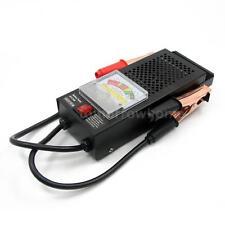 12V Metal Car Motorcycle Battery Alternator Tester Checker Digital Display