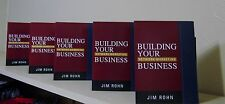x5 Building Your Network Marketing Business Audio CD by Jim Rohn