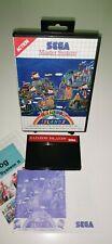 SEGA Master System Spiel RAINBOW ISLANDS - BUBBLE BOBBLE 2 RetroGame CIB
