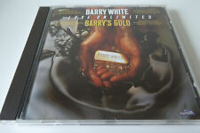 """Barry White - & Love Unlimited """"Barrys Gold"""" - NM (CD)"""