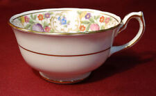 Hammersley England DRESDEN SPRAYS  Cup FOR Saucer-Scalloped Gold-Flowers Spray