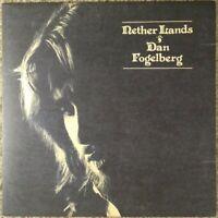 """DAN FOGELBERG  """"Nether Lands""""  1977 PROMO Gatefold LP (VG+)"""