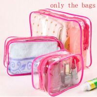 Storage Bath Wash Case Cosmetic Pouch Makeup Bags Travel Organizer Handbags
