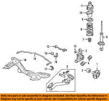 shocks & struts for honda element for sale | ebay diagram of honda element front suspension diagram for 2008 uplander front suspension