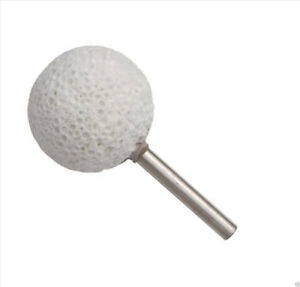 TYRE RASP BUFFER GOLF BALL TYPE FOR PUNCTURE REPAIR