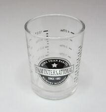 R&M International 2oz Mini Measuring Glass Cup Cooking Tool Liquid tsp tbsp ml