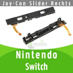 ✅ Nintendo Switch Rechter Joy-Con Slider Schiene Rail Rechts + Flex Kabel