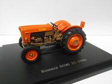 SOMECA SOM 35 1960 TRACTOR SCHLEPPER HACHETTE G127 1/43