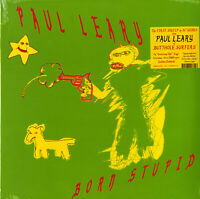 Paul Leary, Born Stupid, Limited, Gratuitous Red, Vinyl, LP, Shimmy-Disc, NEW
