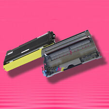 2P TONER+DRUM for Brother TN-350 TN350 DR-350 DR350 MFC-7220 MFC-7225N