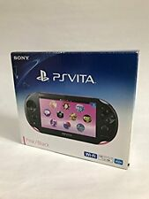 PlayStation Vita Wi-Fi Model Pink / Black PCH-2000ZA15 Consoles Excellent Boxed