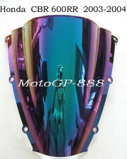 BULLE SAUT Pr Pare Brise Windscreen DE VENT Honda CBR 600 RR 2003-2004 GP F5