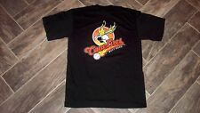 RARE! Men's T-Shirt WEST OAHU CANE FIRES Hawaii Winter League Baseball L NOS!