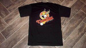 RARE! Men's T-Shirt WEST OAHU CANE FIRES Hawaii Winter League Baseball M NOS!