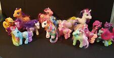My Little Pony 16 Piece Lot of G3 Ponies, Ponyville, Scootaloo Sweetie Belle