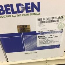 Belden 5502UE-U1000-8 22/4 N/SH CMR New in Box