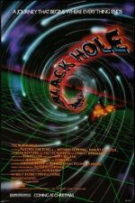 The Black Hole Movie Poster 24in x 36in