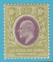 EAST AFRICA 34  NO FAULTS  MINT HINGED OG EXTRA FINE