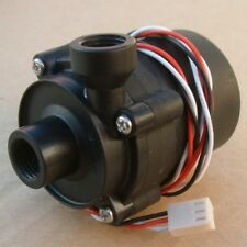 "DC 12V 10W Water Cooling Pump 500L/H G1/4"" Thread Quiet Water Pump for PC"